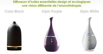 AlpinBreeze: رذّاذة عطر زيوت طبيعية