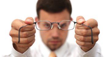 الاعتناء بالبصر اختيار النظارات