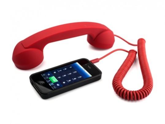 هاتف البوب، سماعة الموشي موشي