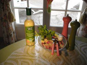 sauce_salade_jardin_dorante-300x225 صلصة السلطة، المايونيز، صلصة الطماطم العضوية قليلة الدسم