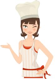 cuisiner طبخ النباتات البرية