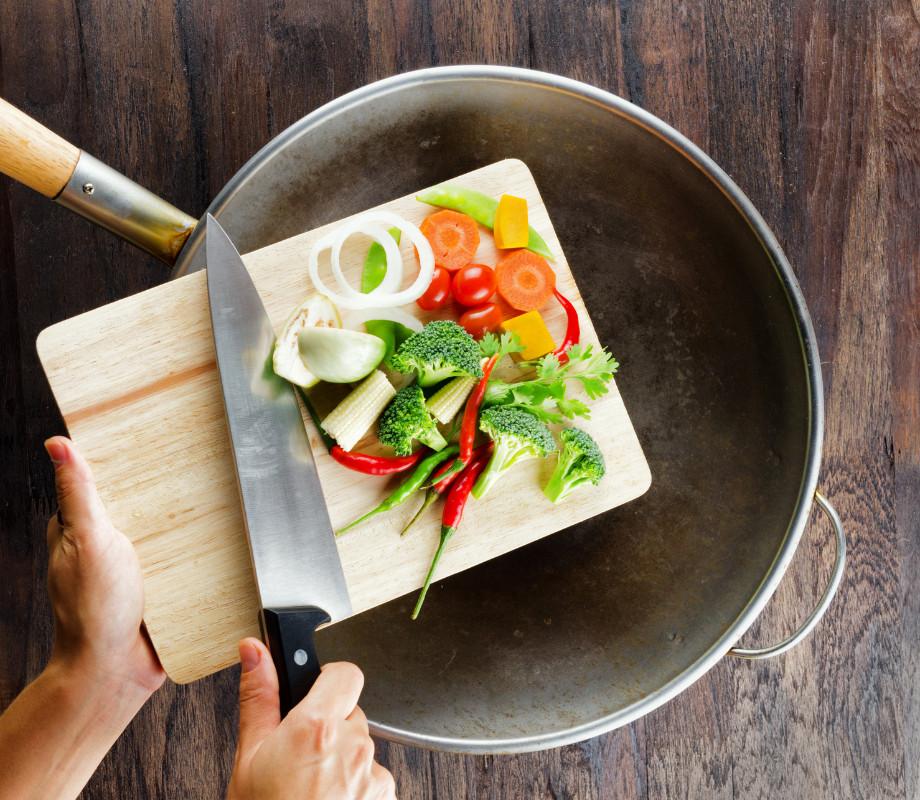 cuisine-au-wok الطبخ الصحي و الخفيف: نصائح!
