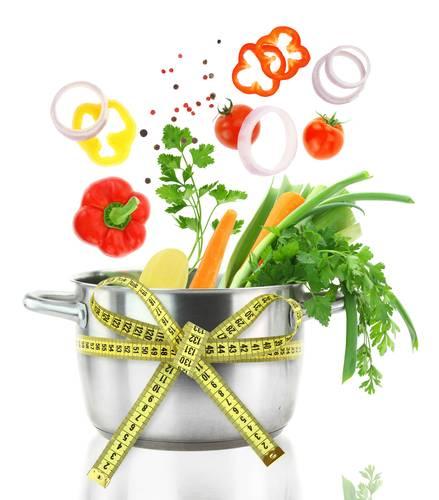 الطبخ الصحي و الخفيف
