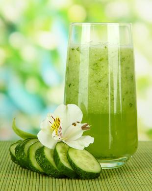 pied-de-concombre الخيار: الصحة و الجمال