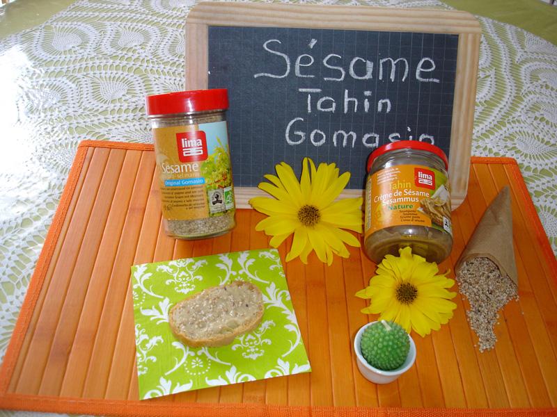 sesame-lima السمسم: بذرة صغيرة، ثمينة لصحتنا
