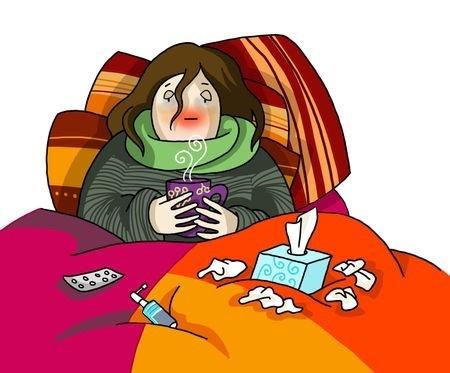 نزلات البرد و الإنفلوانزا