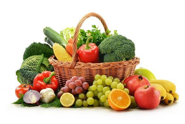 panier-fruits-et-légumes الأطعمة و الصحة: العلاج بالتغذية