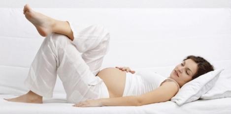 الحمل و تجنب الساقين الثقيلة